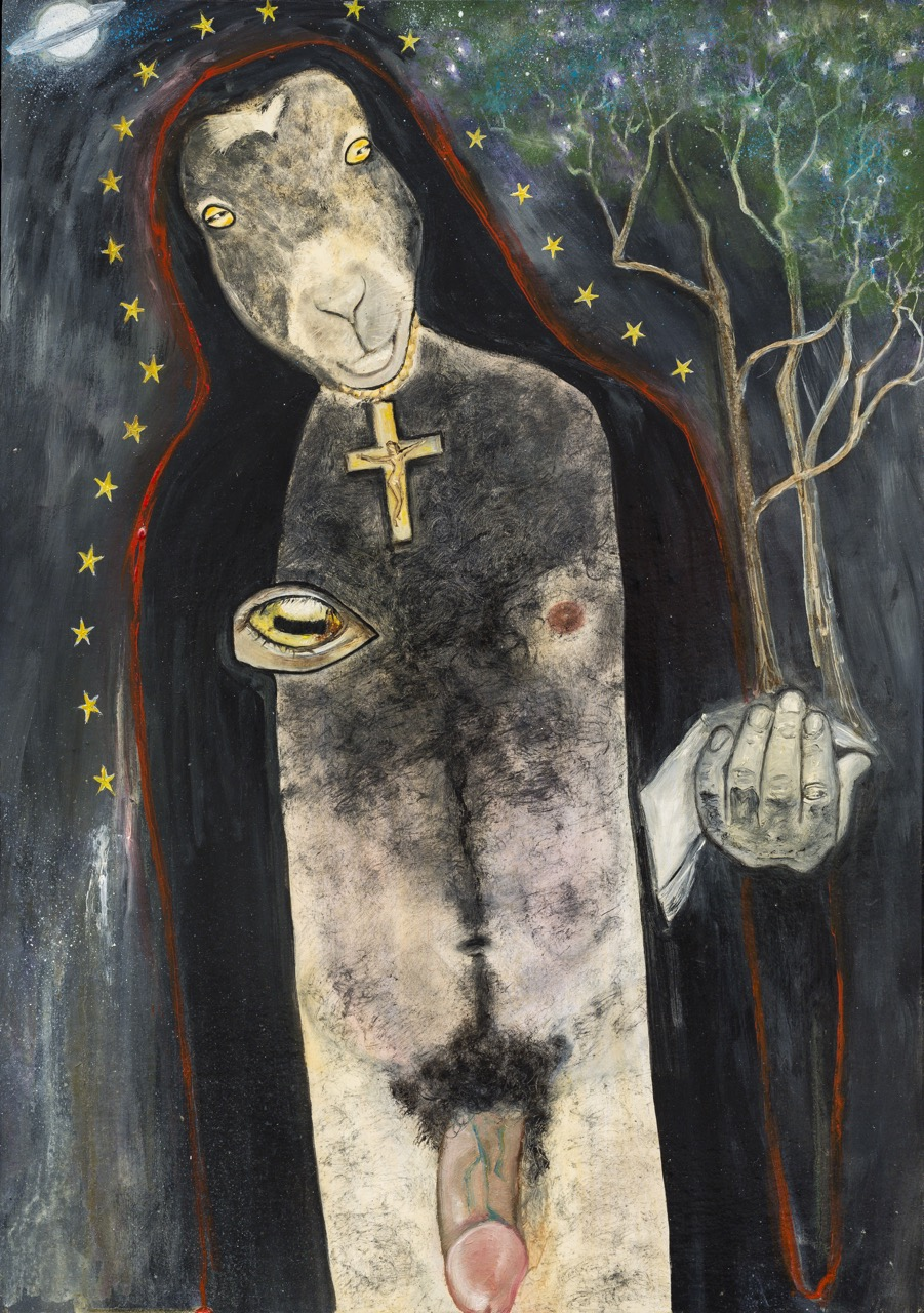 Harrison, David   Christian Devil   2012