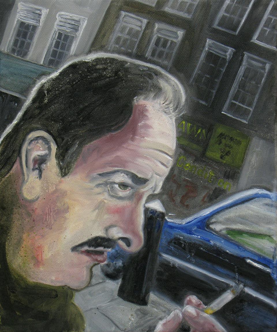 Harrison, David   Man on a Mission Stalked Men   2011