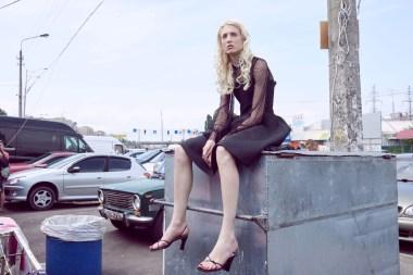Dress - Yasya Minochkina