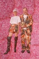 Kim and Paul wearing Nada van Dale5