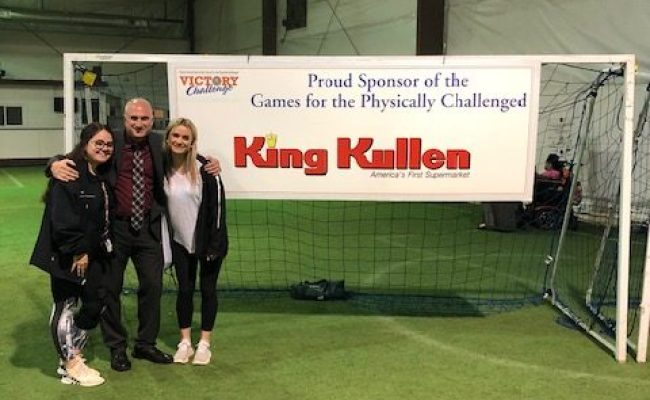 King Kullen Sponsors Empire Games For The Physically