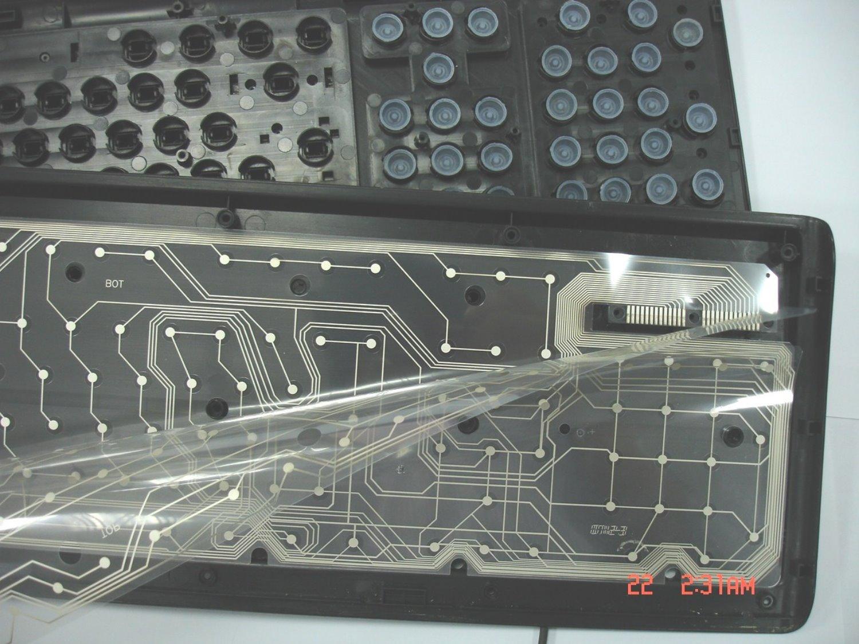 Flexible Printed Circuit Board From Taiwan Of Kingley Tech