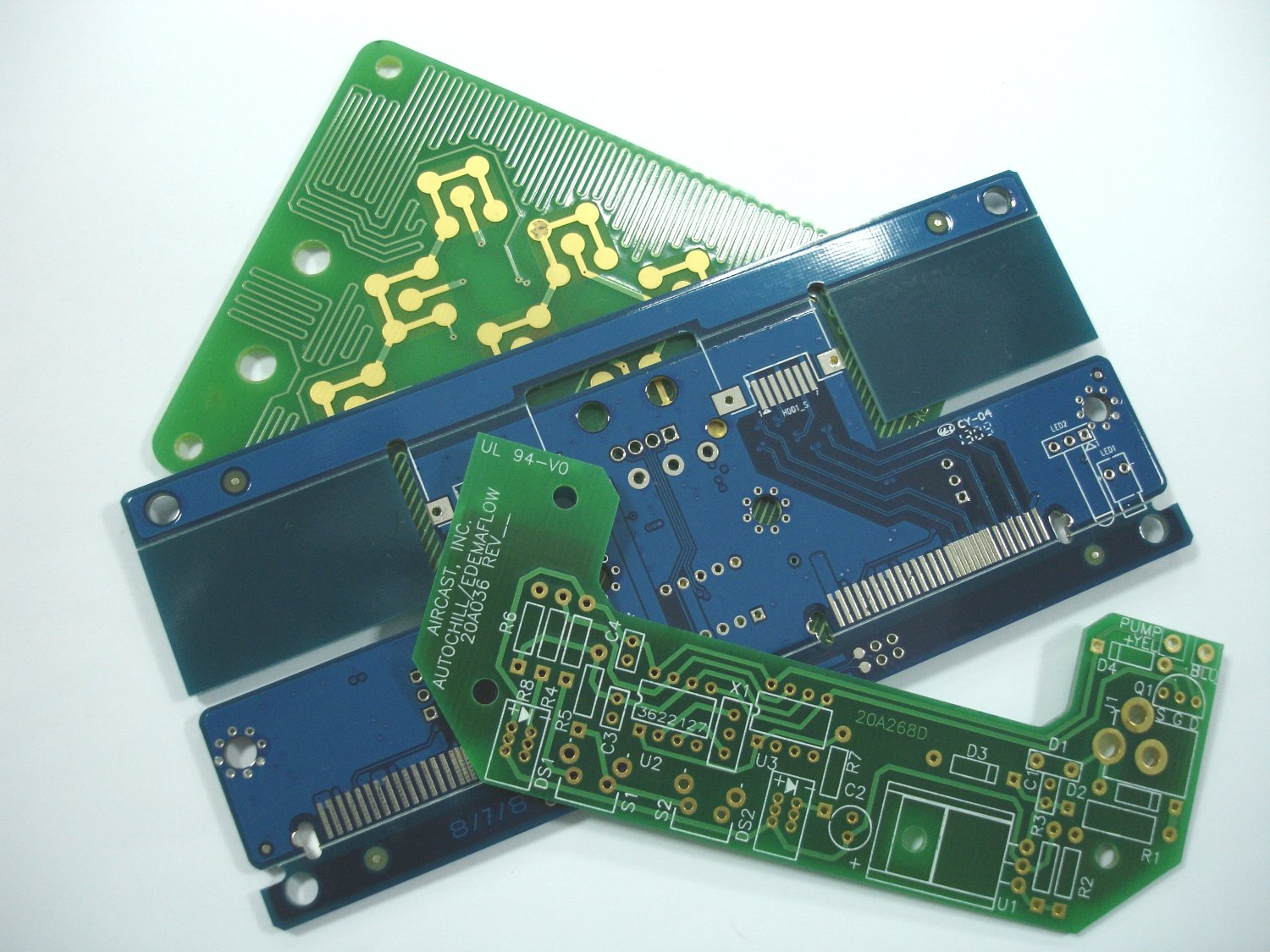 Flex Circuit Board From Taiwan Of Kingley Tech