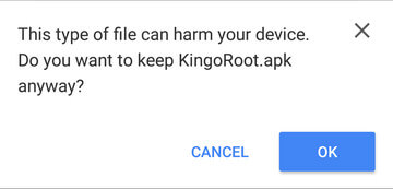 Root Android 6.0/6.0.1 Marshmallow device with KingoRoot
