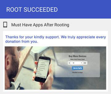 Cara Root Vivo V5 tanpa PC melalui Kingo Root