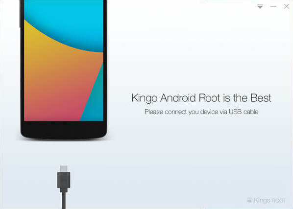 Root any Android 4.2.2 device with KingoRoot, the best one-click Android root tool.