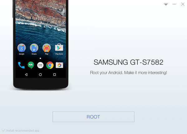 with KingoRoot, the best one-click Android root tool.