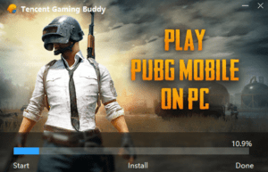 Tencent Gaming Buddy Download for PC Offline installer Latest Version