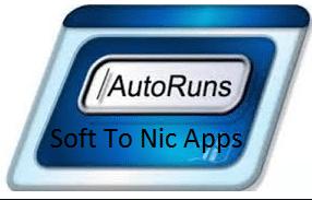 Autoruns for Windows Download