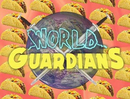 World Guardians Presents Podcast Happy Time Fun Cast