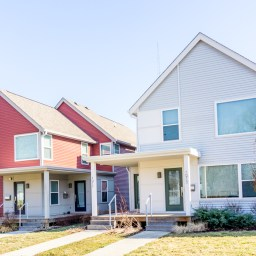 Affordable housing in King Park