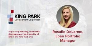 King Park Rosalie DeLarme