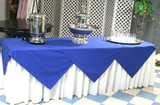King Party Rentals  Tables