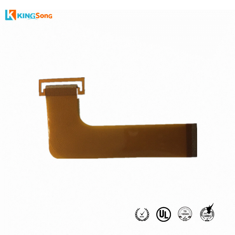 Digital Screen Cable Flexible PCB Manufacturing