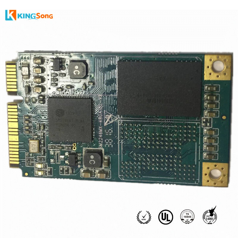 China Wholesale 256G SSD Consumer PCB Assembly Suppliers
