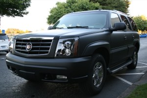 West Linn Escalade Vehicle Wrap, Audio Upgrades & More
