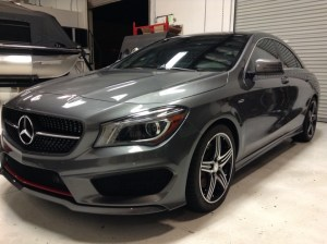 CLA250 Custom-Installed Laser And Radar Detector System