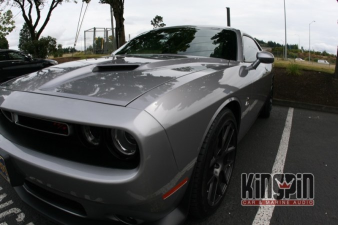 Dodge Challenger SRT Paint Protection