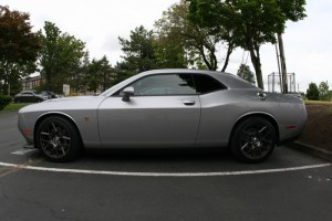 Dodge Challenger SRT Paint Protection And Tint For Wilsonville Client