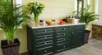 Plastic Outdoor Kitchen Cabinets - Kitchen Design Ideas