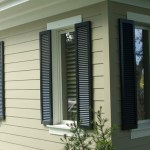 Decorative Shutters Made with King StarBoard® ST Evergreen