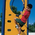 Playground Equipment Made with King ColorBoard® KPG Yellow