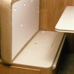 Seat Substrate Made With King StarLite® XL Utility White