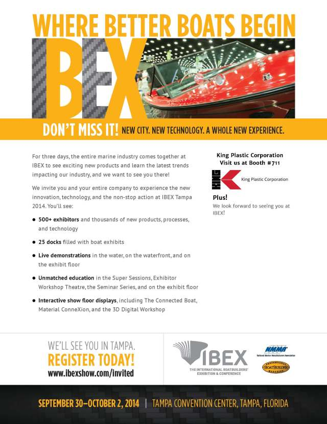 IBEX Tampa 2014