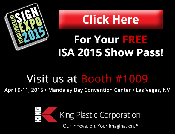 Click to get your FREE ISA 2015 Pass