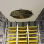 Poultry Fan Panel Made with King Hy-Pact®