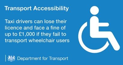 """Transport accessibility"" section in Cambridge council's March 2017 newsletter"