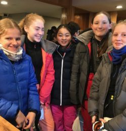 Seniors USA Ski trip (1)