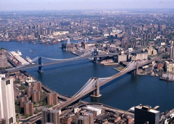 A new plan calls for the tolling of the Brooklyn and Manhattan Bridges with the money going to mass transit improvements.