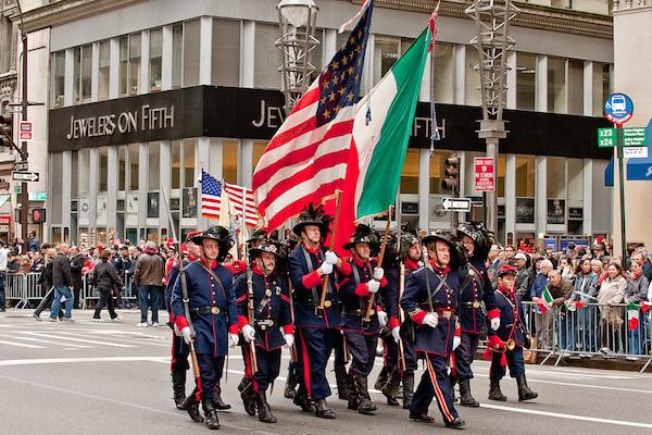 Typical parade photos.