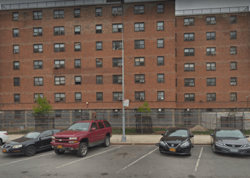 NYCHA's Gravesend Houses. Photo/Google Maps.