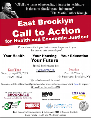 Brookdale Call To Action Flier