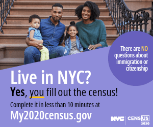 NYC Census Embed 2020
