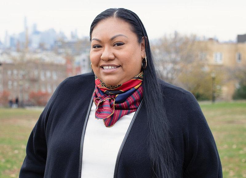 Assemblymember-elect Marcela Mitaynes