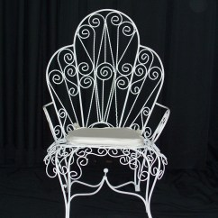 Iron Chair Price Kelly Green Table And Rentals King 39s Events Tents