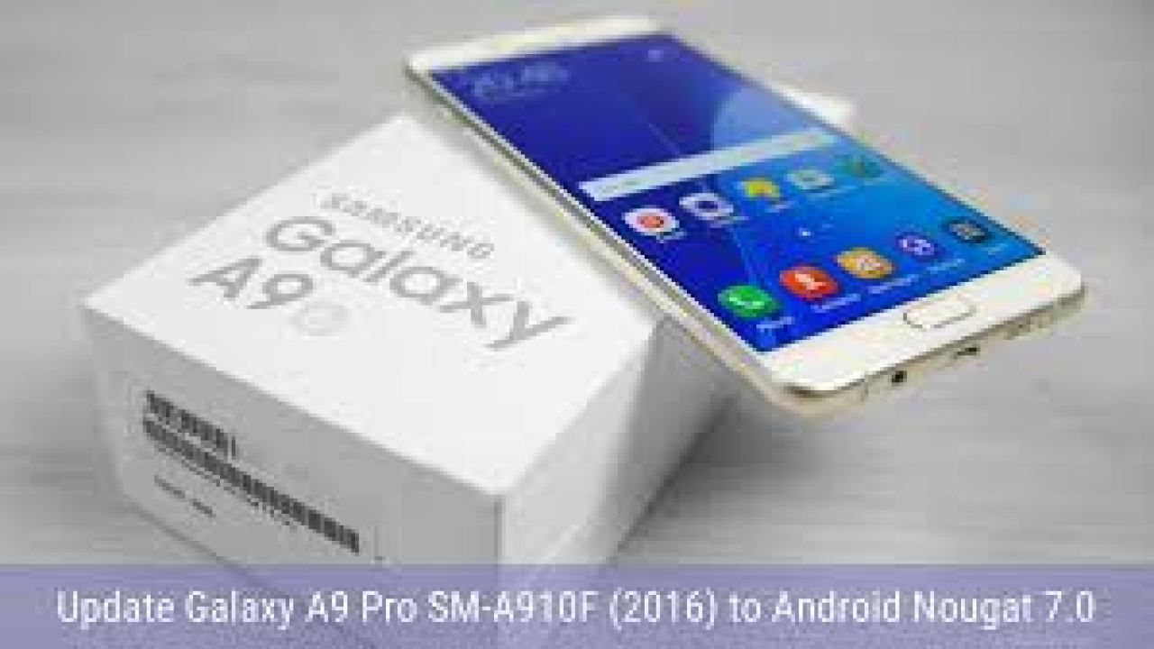 Download Samsung Galaxy A9 Pro SM-A910F ENG Boot File For