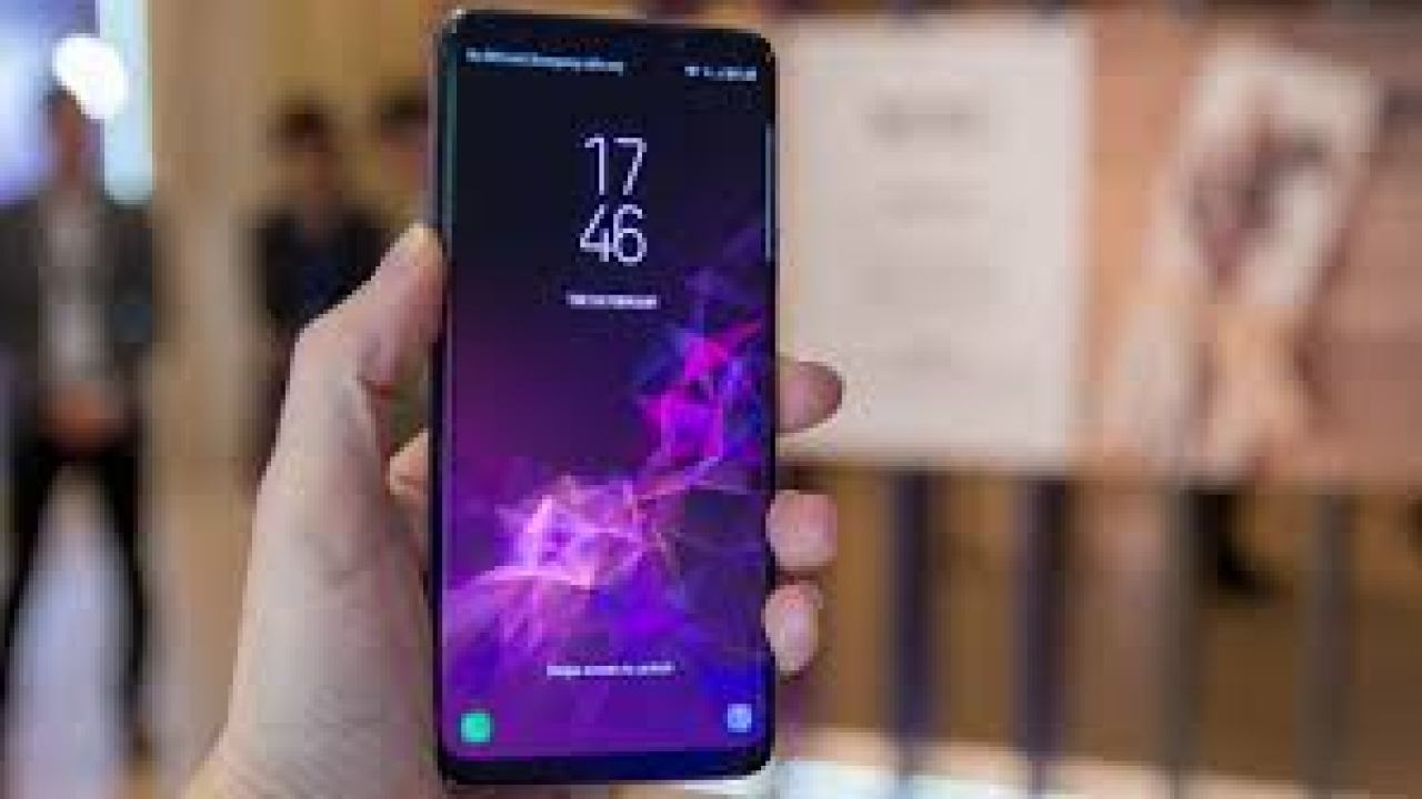 Samsung Galaxy S9 Plus SM-G965F Factory File For-Samsung Account