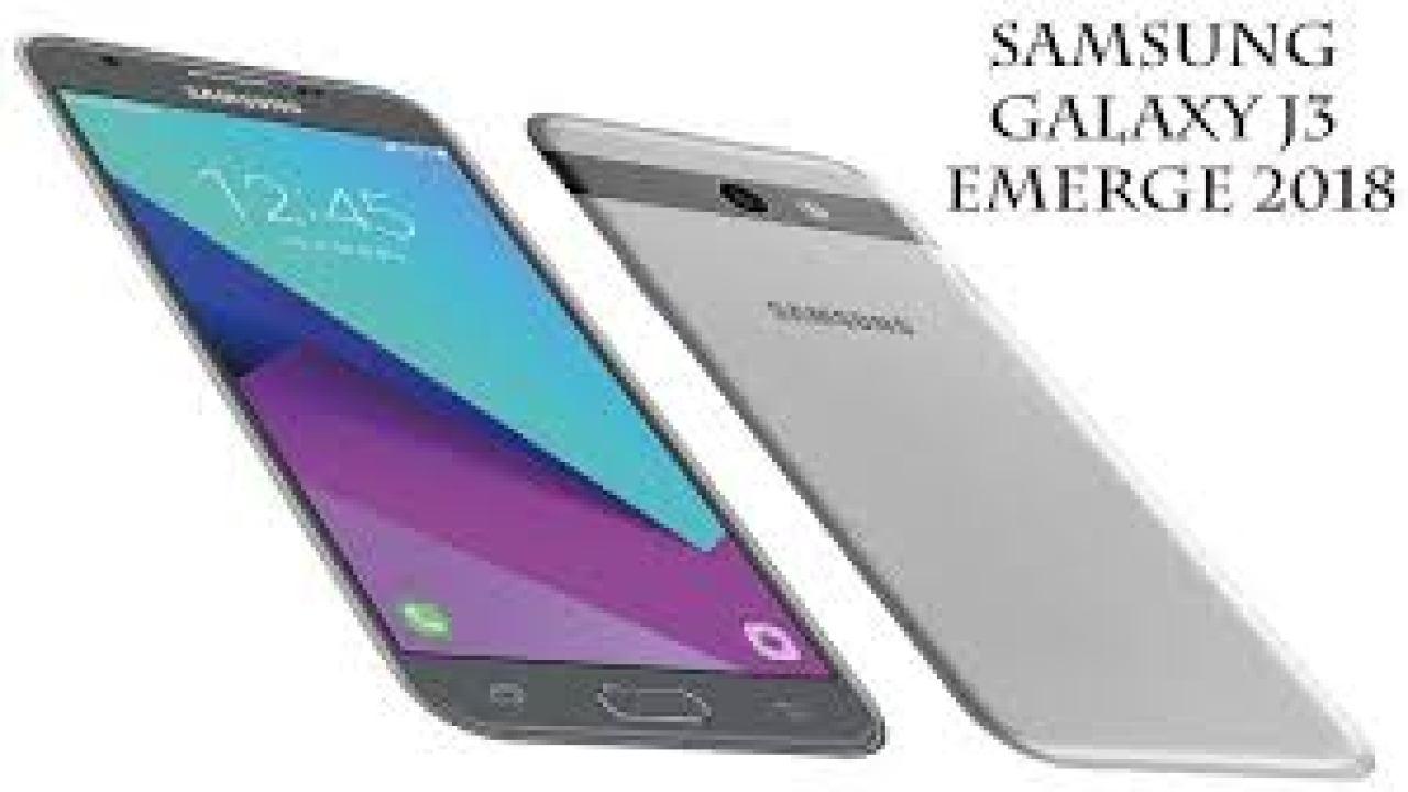 Samsung Galaxy J3 EMERGE SM-J327R6 Factory Combination File
