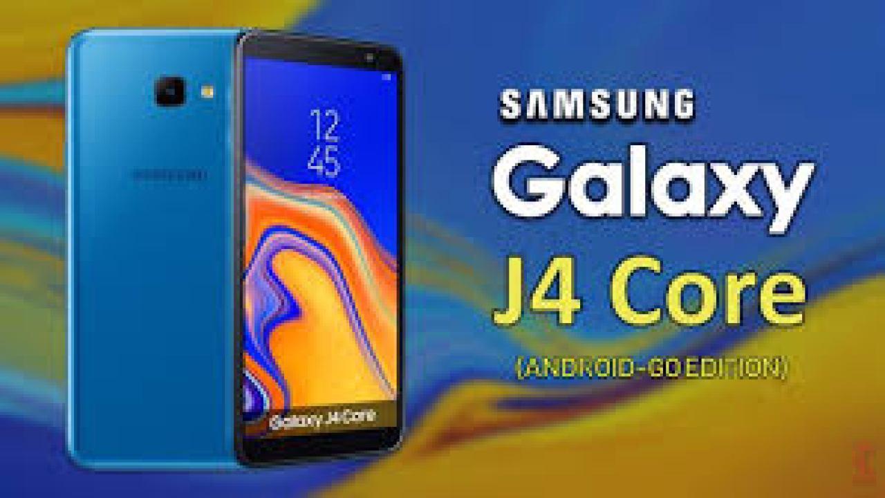 Samsung Galaxy 2018 J4 Core SM-J410F Official Firmware Samsung File