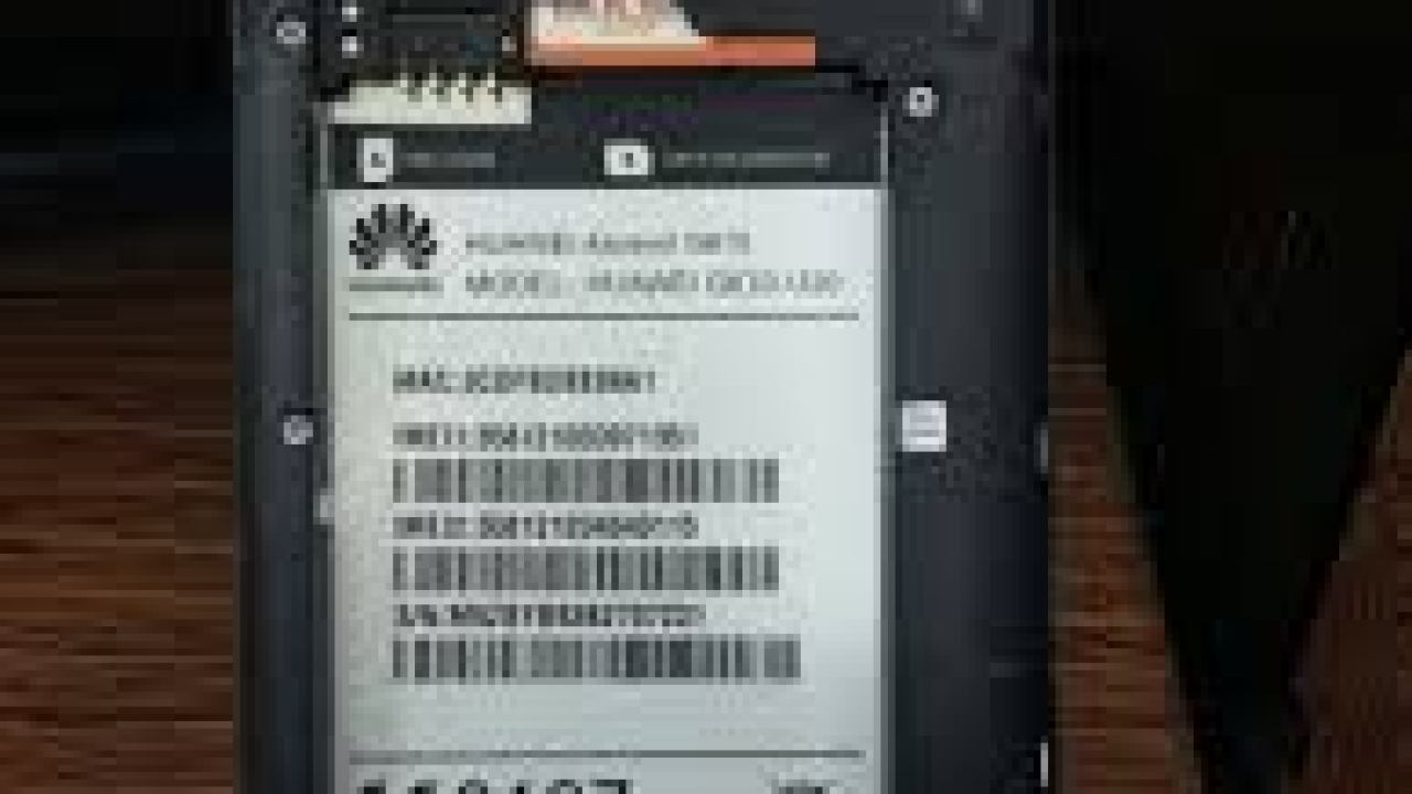 Huawei G610U20 Scatter Firmware Official Flash File
