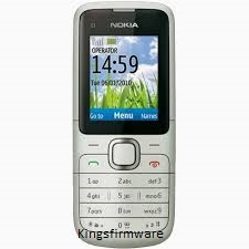 Nokia C1 Flash File RM-607