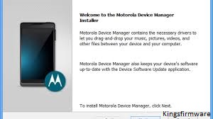 Motorola USB Drivers Download