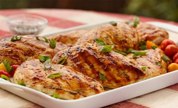 How to Barbecue Chicken Breast Kingsford