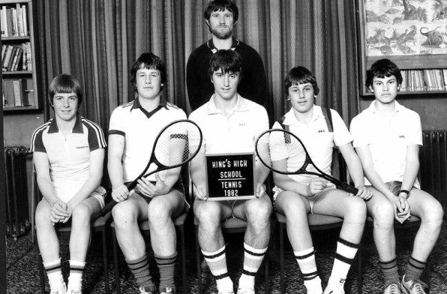 1982---Tennis