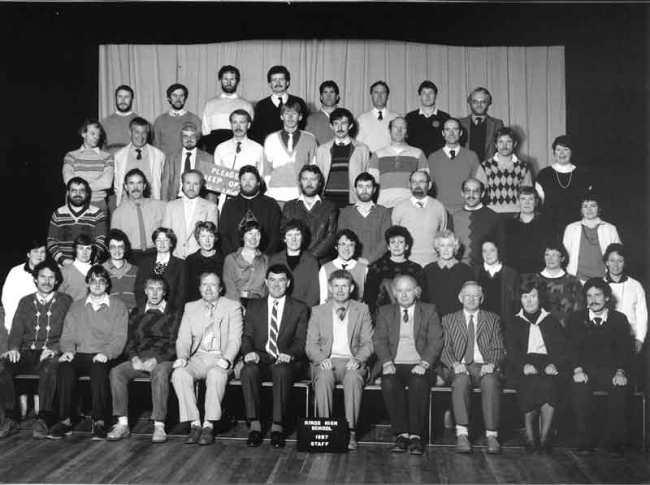 Staff---1987