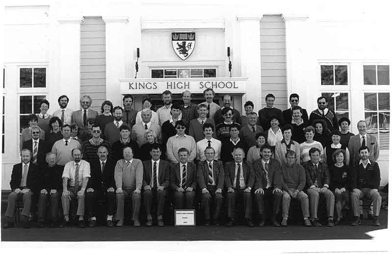 Staff---1989